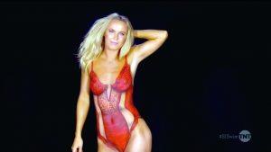 Caroline Wozniacki nackt mit Bodypainting